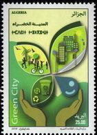 Algérie 2018- 1824 Ville Verte Ecologie - Environment & Climate Protection