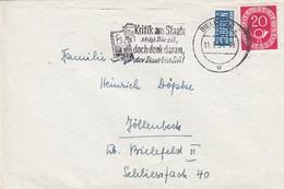 LETTRE  ALLEMAGNE. NOTOPFER 2 BERLIN. BIELEFELD   / 4 - Lettres & Documents