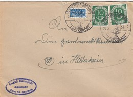 LETTRE  ALLEMAGNE. NOTOPFER 2 BERLIN. STEINA    / 4 - Lettres & Documents