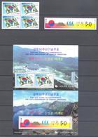 Corée Du Sud: Yvert N° 1691/1692**; BF 484-482**; PROMOTION A PROFITER!!! - Corée Du Sud