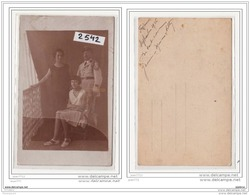 5882 AK/PC/CARTE PHOTO /2542 / FEZ /PHOTO FAMILLE AVEC GENERAL / 1926 - Fez