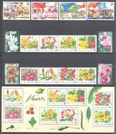 Singapour: Yvert N° 851/901**; BF 63/64; Voir Les 2 Scans; Année 2005; PROMOTION A PROFITER!!! - Singapore (1959-...)