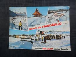 Saluti Da Piancavallo - Altre Città