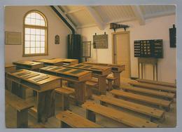 NL. Nationaal Schoolmuseum. Rotterdam. Schoollokaal Met Drieklassige Indeling. Ca. 1830 - Museum
