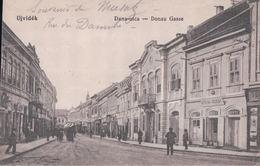 Ujvidék (Novi Sad) Duna-utca - Serbia