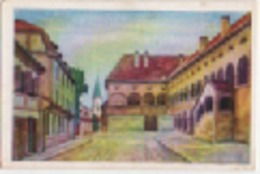 Zigarettenfabrik W. Lande Dresden: Deutschtum Im Ausland, Bild 78 - Cigarette Cards
