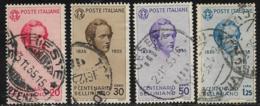 Italy349-52 Used Bellini, 1935 - Usati
