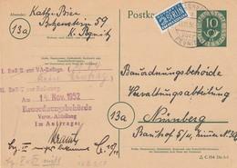 CARTE  ALLEMAGNE. NOTOPFER 2 BERLIN.  BOTZENSTEIN / 4 - Lettres & Documents