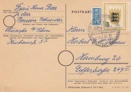 CARTE  ALLEMAGNE. NOTOPFER 2 BERLIN.  MÜNSTER   / 4 - Lettres & Documents