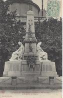54 LUNEVILLE MONUMENT COMEMORATIF DES VICTIMES DE LA GUERRE 1870 / 1871 Editeur  QUANTIN - Luneville