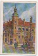 Zigarettenfabrik W. Lande Dresden: Deutschtum Im Ausland, Bild 108: Marburg An Der Drau (Maribor, Slovenia), Alte Burg - Sigarette
