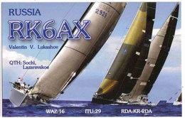 Ships. Sailboats. Sailboat. Russia. 3 - Velieri