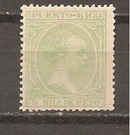 Puerto Rico - Edifil  91 - Yvert 91 (MH/*) - Puerto Rico