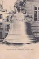 Carte Postale : Genève  ( Suisse)  La Clémence Nouvelle Cloche De La Cathédrale 1902 Jullien - GE Ginevra