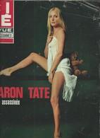 Ciné Revue N°5 Du 04/02/1971 Poster Sharon Tate - Film