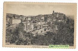Lazio-viterbo-vignanello Veduta Panorama Stazione Ferroviaria Parziale Panoramica Anni 40/50 - Italia