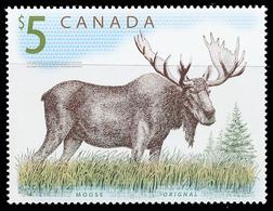 Canada (Scott No.1693 - Faune Timbre Courant / Wildlife Definitive) [**] - 1952-.... Règne D'Elizabeth II