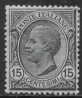 Italia Italy 1919 Regno Leoni Effigie C15 Sa N.108 Nuovo MH * - Nuovi