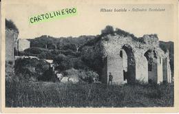 Lazio-roma-albano Laziale Anfiteatro Domiziano - Italia