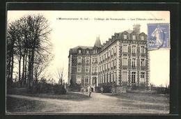 CPA Montcauvaire, Collège De Normandie, Les Tilleuls - Non Classificati