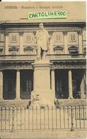 Lazio-civitavecchia Monumento A Giuseppe Garibaldi Veduta Primi 900 - Civitavecchia