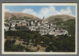 V6927 CALABRITTO Avellino PANORAMA DA SUD VG (m) - Andere Steden
