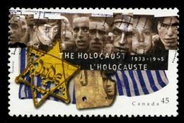Canada (Scott No.1590  - The Holocaust) (o) - 1952-.... Règne D'Elizabeth II