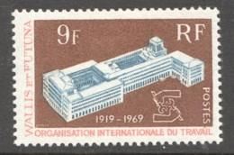 1969   50è Anniv. De L'Org. Internationale Du Travail  Yv 175 ** - Wallis And Futuna
