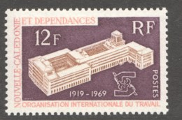 1969   50è Anniv. De L'Org. Internationale Du Travail  Yv 363 ** - Neukaledonien