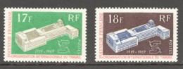 1969   50è Anniv. De L'Org. Internationale Du Travail  Yv 70-1 ** - Neufs