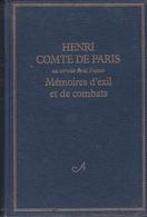 HENRI COMTE DE PARIS Au Service De La France - Histoire