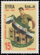 Syria 2007 National Day Unmounted Mint. - Syrie