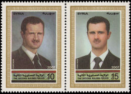 Syria 2007 President Assad Unmounted Mint. - Syrie