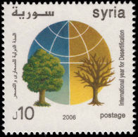 Syria 2006 Year Of Deserts Unmounted Mint. - Syria