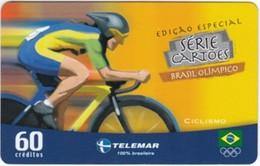 Brazil - BR-TLM-RJ-2358, 15/34 - 3463, Event, Sports, Archery, 60U, 18,735ex, 5/04, Used - Jeux Olympiques