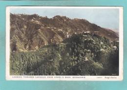 Old Post Card Of Landour, Mussoorie, Uttaranchal, India R67. - India