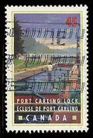 Canada (Scott No.1727 - Canal [Rideau] Canal) (o) - 1952-.... Règne D'Elizabeth II