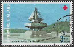 Thailand SG1926 1997 Red Cross 3b Good/fine Used [38/31652/4D] - Thailand