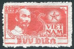 NORD VIETNAM 1951  YT N° 67 (*)  Mi# 6 From A MNH - Vietnam