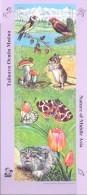 2002. Tajikistan, Flora & Fauna Of Middle Asia, Sheetlet IMPERFORATED,  Mint/** - Tadschikistan