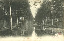 10  BAR SUR SEINE - CANAL DE LA HAUTE SEINE (ref 2977) - Bar-sur-Seine