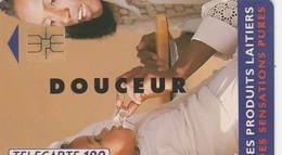 TELECARTE 120...LES PRODUITS LAITIERS....DOUCEUR - France