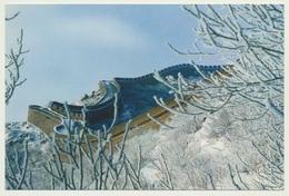 AK  China Mauer Great Wall After Snow Badaling - China