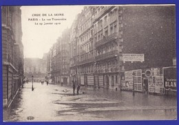 Paris Rue Traversiere Inondation 1910 ( Très Très Bon état) --1731) - De Overstroming Van 1910