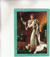 NAPOLEON EN COSTUME DE SACRE - Historical Famous People