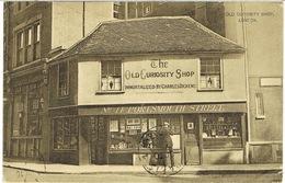 LONDON THE OLD CURIOSITY SHOP - London