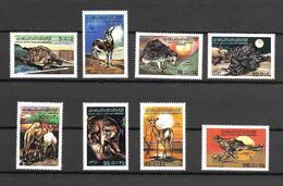 Libya 1979 Animals MNH (D1118) - Libya
