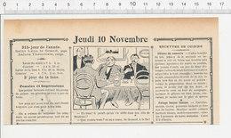 2 Scans Humour De 1904 Méphisto Gounod (Faust) Métier Journaliste Canard Caserne Cavalerie Peloton Chevaux  223S - Non Classés