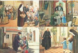 4 CART. IL BEATO ANNIBALE DI FRANCIA  (10) - Saints