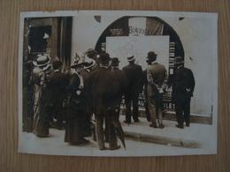 PHOTO DE PRESSE MEURISSE 3 AOUT 1914 / 3.8.39 - War, Military